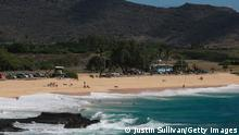 Sandy Beach Hawaii