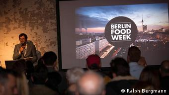 Aspecto de la Berlin Food Week.