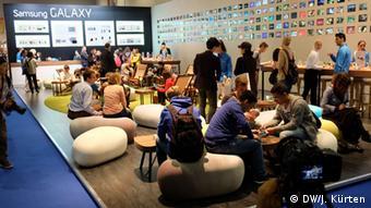 Frankfurter Buchmesse 2014 Samsung