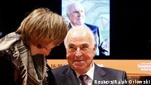 Frankfurter Buchmesse 2014 Helmut Kohl Maike Richter-Kohl