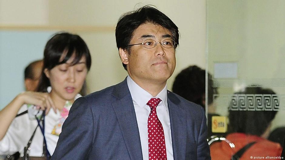 south korean prosecutors seek 18 months in jail for sankei