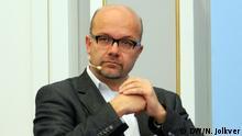 Deutsches Forum Sicherheitspokitik Fritz Felgentreu