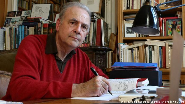 Patrick Modiano (Foto: PHOTOPQR/LE PARISIEN ; Photo Frédéric DUGIT)
