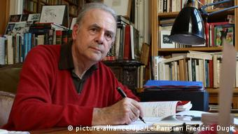 2014 Nobel Prize for literature Patrick Modiano
