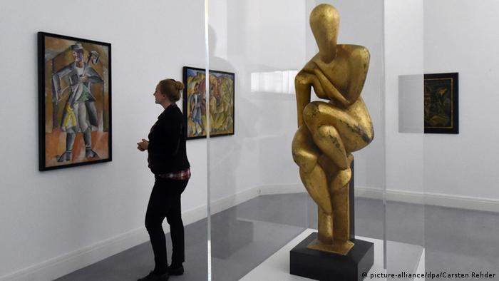 Выставка в Киле