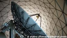 BND Stützpunkt Bad Aibling Satellitenschüssel