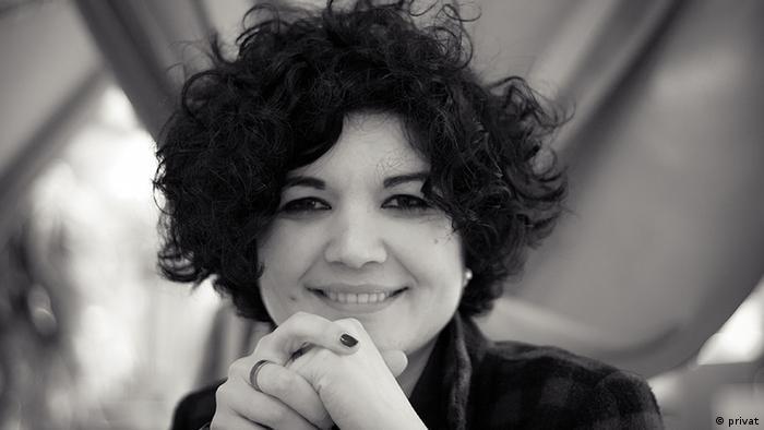 Співзасновниця Крим SOS Таміла Ташева