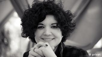 Таміла Ташева, засновниця ініціативи КримSOS