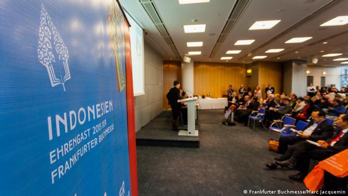 Indonesia, Tamu Kehormatan Pameran Buku Internasional Frankfurt 2015