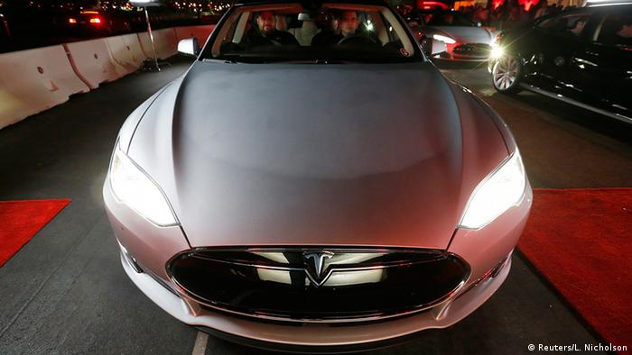 Tesla Model S (Reuters/L. Nicholson)