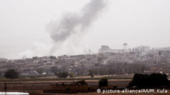 Syrien Türkei Grenze Kämpfe um Kobane gehen weiter