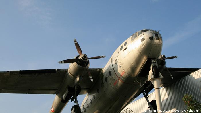 Военно-транспортный самолет Nord Noratlas, выпускавшийся в разных модификациях в 1951-1961 годах