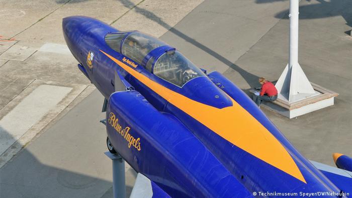 Американский истребитель McDonnell F-4C Phantom II