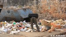 Müll in Dar Es Salaam