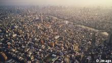 Megacity Metropole Großstadt Urbanität Tokio Skyline