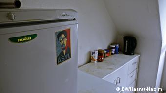 Hashem's kitchen (Photo: Waslat Hasrat-Nazimi)