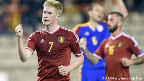 EM-Qualifikation Belgien - Andorra