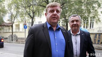Bulgarien Treffen Führer des Reformblocks in Sofia (BGNES)