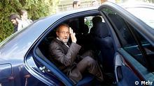 Bildergalerie Dienstwagen der iranischen Regierungsbeamten Ali Larijani