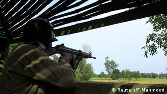 Indien Pakistan Kaschmir Region Konflikt