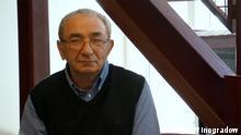 Arseni Roginskij Leiter der Gesellschaft Memorial