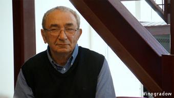 Arseni Roginskij, Leiter der Menschenrechtsorganisation Memorial (Foto: DW)