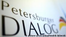 Petersburger Dialog 2013 in Leipzig