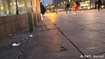 Bilder zum Projekt Pickup - Bier für Obdachlose in Essen