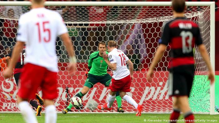 EM-Qualifikation Polen - Deutschland 11.10.2014 TOR NR. 2