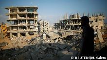 Gaza Stadt Hamas Israel 50 Tage Krieg