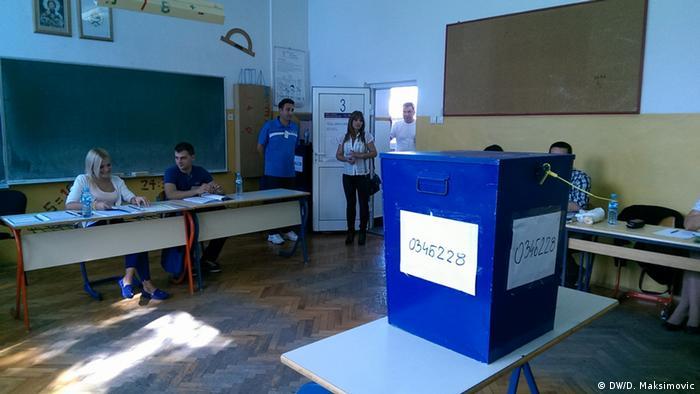Wahlen in Bosnien