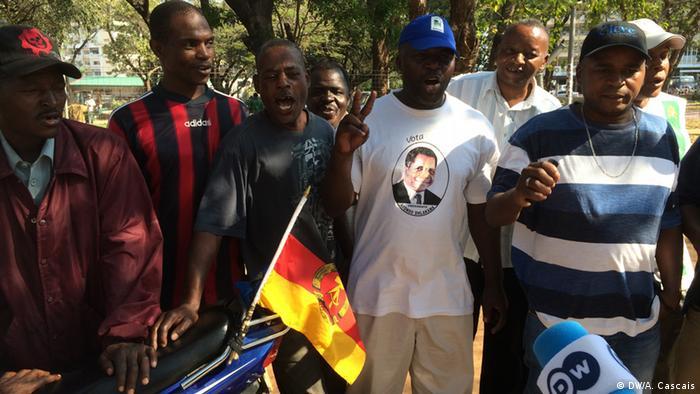 Madgermanes é como são chamados os moçambicanos que trabalharam na ex-RDA