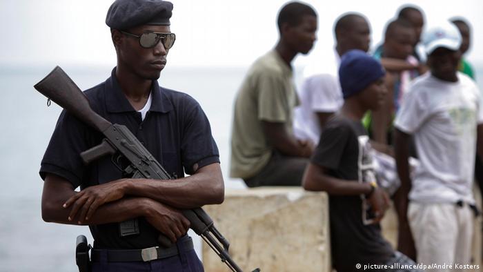Sao Tome e Principe Wahlen