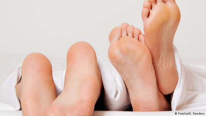 Symbolbild Füße
