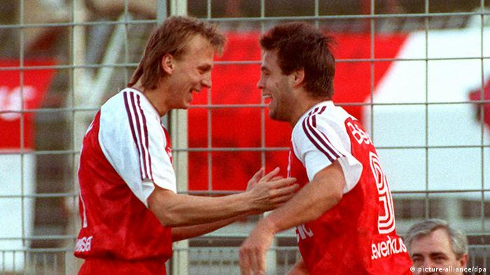 Ulf Kirsten, Andreas Thom
