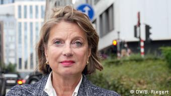 Porträt - Barbara Wesel