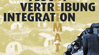 Plakat Ausstellung Flucht Vertreibung Integration in bonn