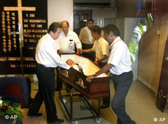 Todesstrafe Singapur