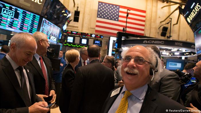 New York Stock Exchange - Fiat Chrysler 13.10.2014