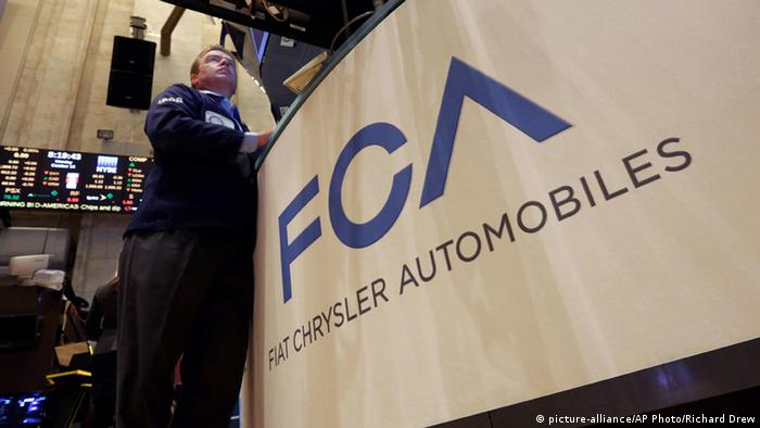 New York Stock Exchange - Fiat Chrysler 13.10.2014