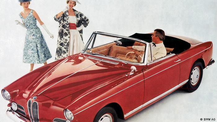 Легендарният модел 503 на БМВ е бил в производство само четири години - от 1956 до 1960. На европейските автосалони той жъне невиждани успехи и печели множество награди за дизайн. Но така и не успява да убеди Негово Величество Клиента - с изключение на малцина заможни ценители. И как да е иначе, след като в края на 1950-те години БМВ 503 е струвал колкото половин жилище.