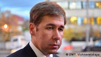 Адвокат Илья Новиков