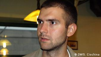 Alexandru Fala (Foto: DW/S. Ciochina)