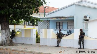 Sao Tome und Principe - Vitor Correia