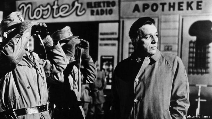 Filmstill Der Spion, der aus der Kälte kam (picture-alliance)