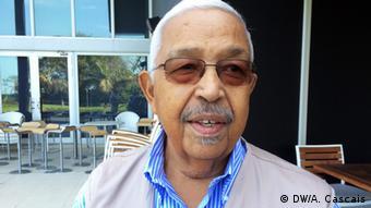Mosambik - Wahlbeobachter Pedro Pires