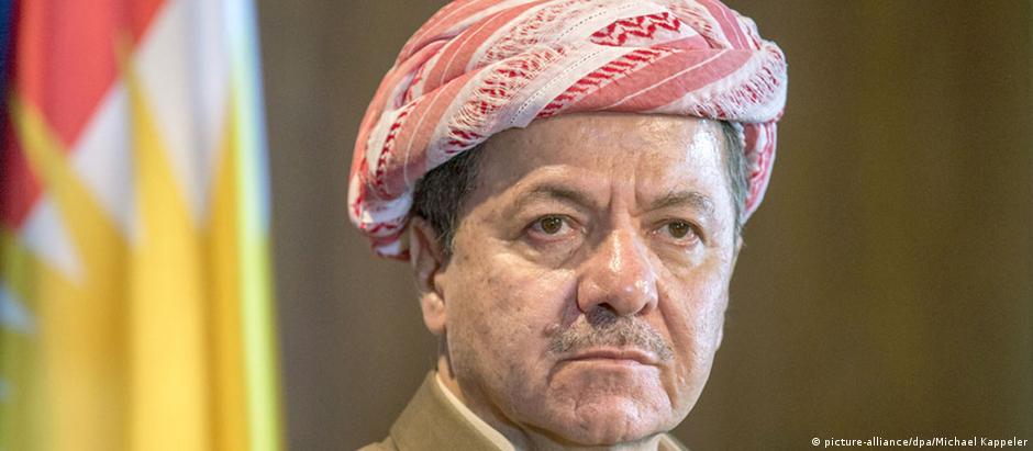 Presidente do Curdistão iraquiano, Massoud Barzani, pediu aos dois lados para que retomem processo de paz