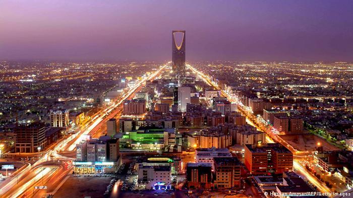 Saudi-Arabien Riad (Hassan Ammar/AFP/Getty Images)