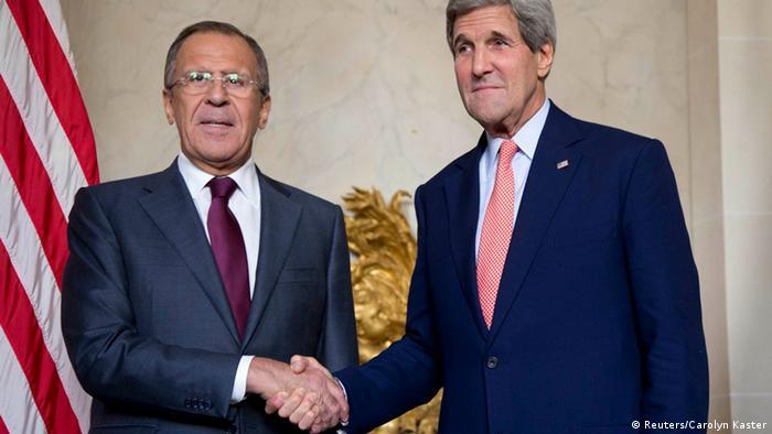 Paris Kerry und Lawrow 14.10.2014