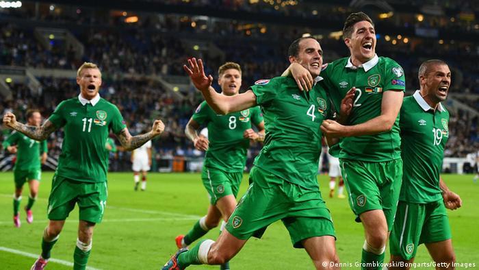 O Shea Denies Germany In The Last Minute Sports German